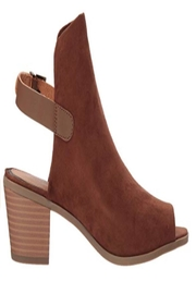 Rampage Ankle Boot Suede - Front full body