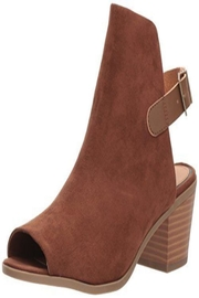 Rampage Ankle Boot Suede - Product Mini Image