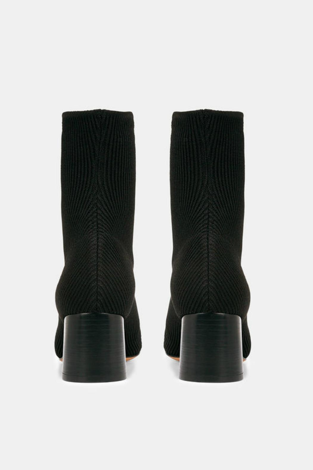 Vince Ankle Knit Boot - Front Full Image