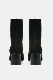 Vince Ankle Knit Boot - Front full body
