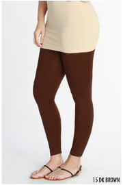 Nikibiki Ankle Leggings-Plus Size - Product Mini Image