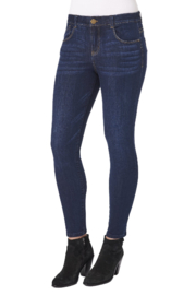 Democracy Ankle Length High Rise Skinny Jeans - Product Mini Image