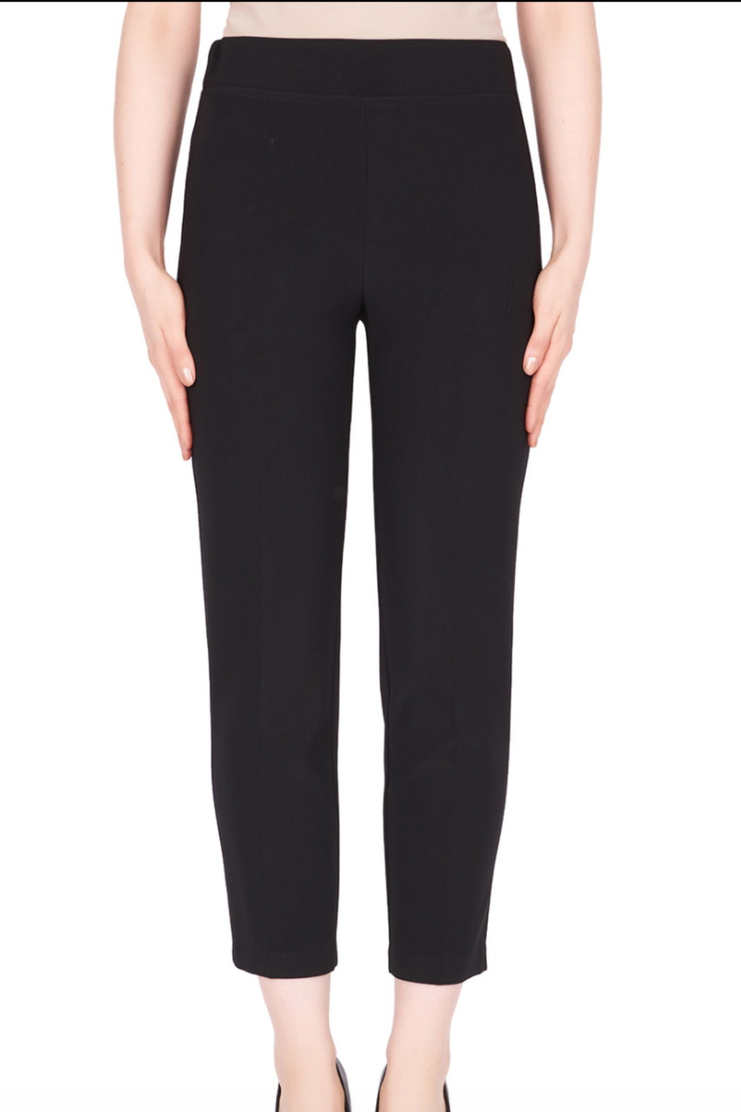 Joseph Ribkoff  Ankle Pant with Zipper at back of Ankle - Main Image