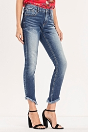 Miss Me Ankle Skinny - Front full body