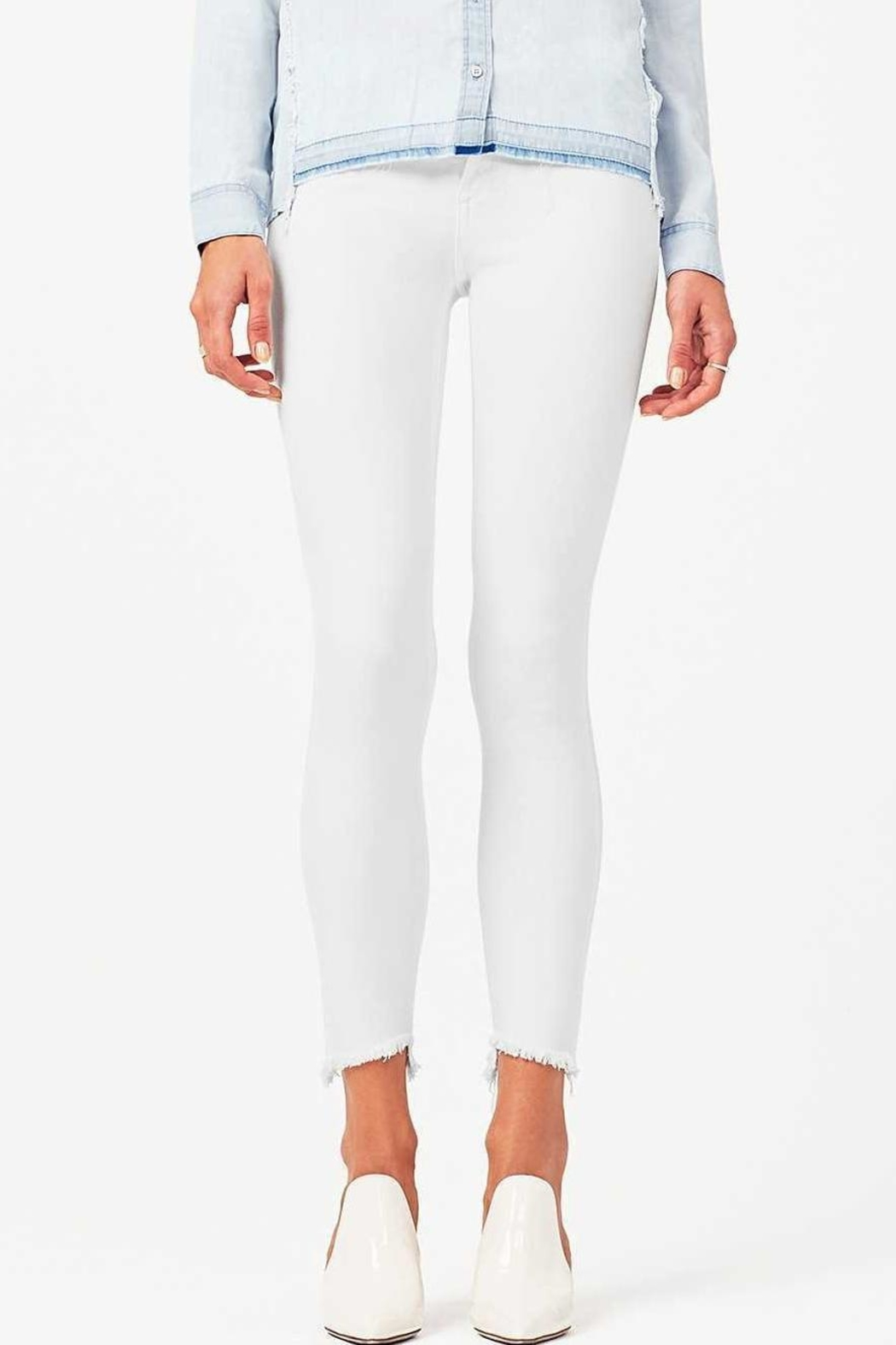 DL1961 Ankle Skinny Jeans - Main Image