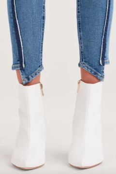 7 For all Mankind Ankle Skinny Muse - Alternate List Image