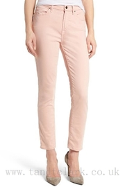 7 For all Mankind Ankle Skinny Pants - Product Mini Image