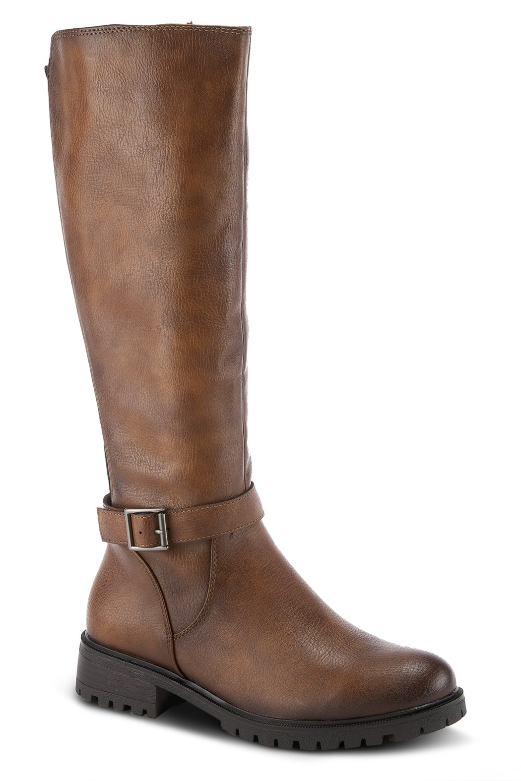 Spring Footwear Ankle Strap Boot - Main Image