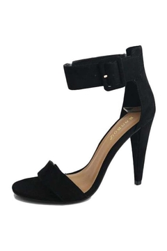 Bamboo Ankle Strap Heel - Alternate List Image