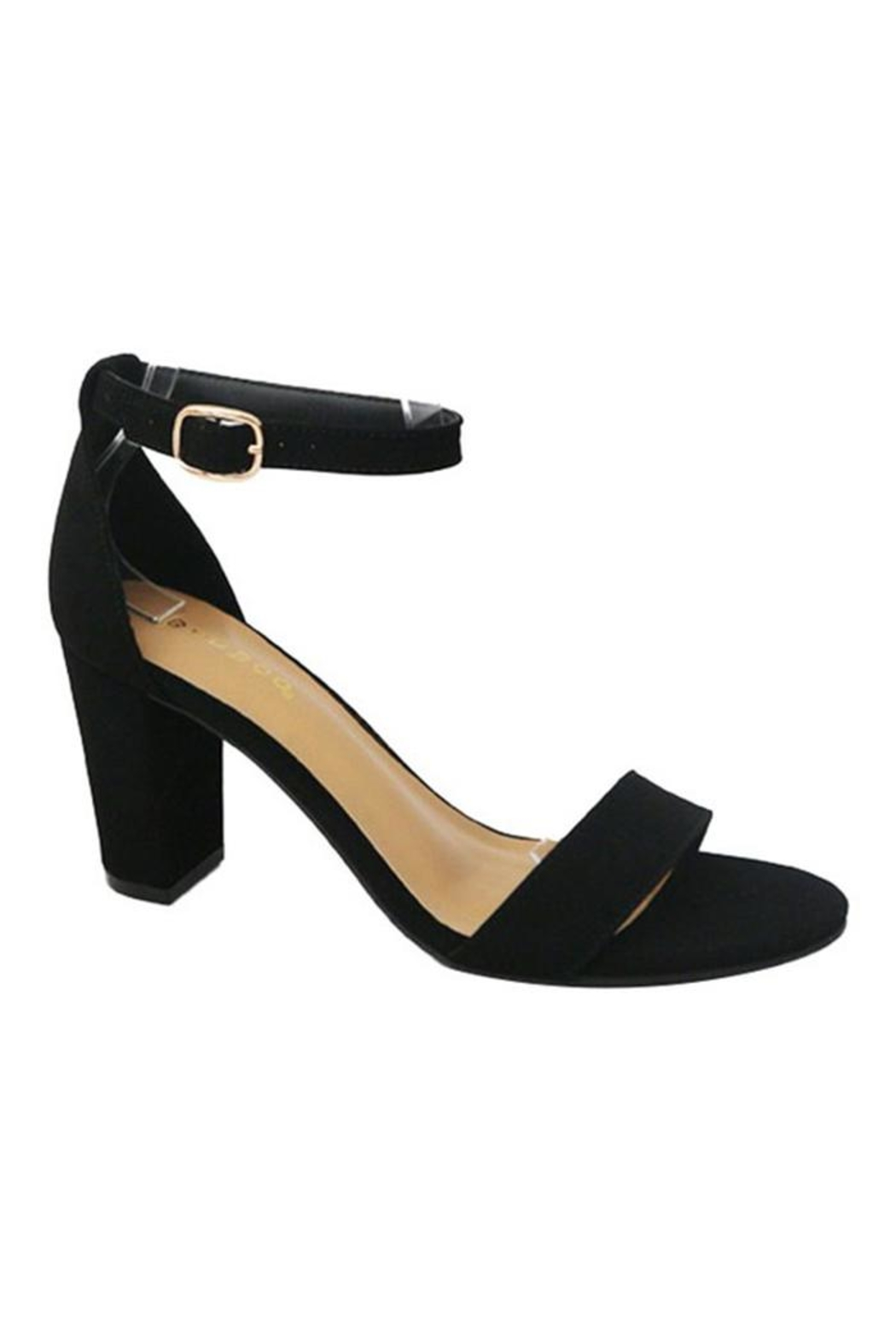 ab952c6fa20 Bamboo Ankle Strap Heel from New York by Dor L Dor — Shoptiques