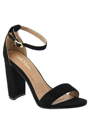 Bella Marie Ankle Strap Heel - Product Mini Image