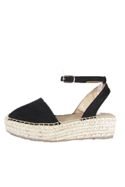 City Classified Ankle-Strap Platform Espadrilles - Product Mini Image