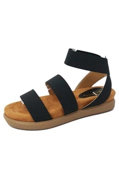 Bamboo Ankle Strap Sandal - Alternate List Image
