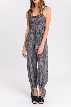 La Ven Ankle Tie Jumpsuit - Product List Image