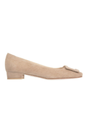 Ann Mashburn Buckle Shoe - Front cropped