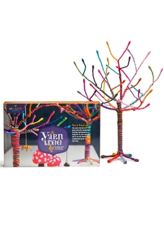 Shoptiques Product: Yarn Tree Craft