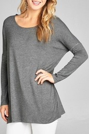 Active Basic Anna Jersey Tunic - Product Mini Image