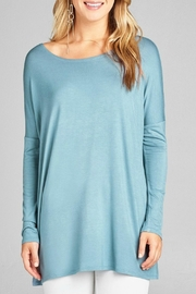 Active Basic Anna Jersey Tunic - Front cropped