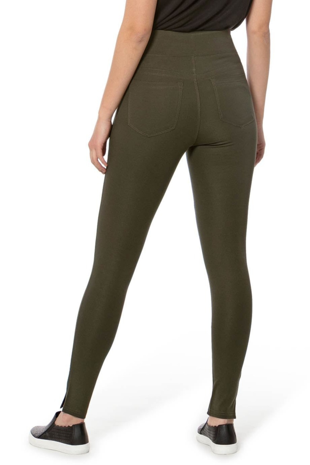 LOLA ANNA SKINNY ANKLE - Side Cropped Image