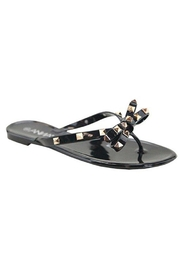 Anna Studded Bow Flip-Flop - Product Mini Image