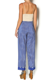 Anna Sui Aurora Polka Dot Pant - Side cropped