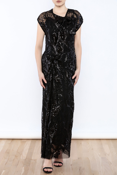 Anna Sui Sequin Maxi Dress - Product List Image