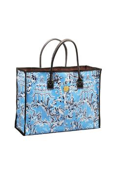 Shoptiques Product: Chinoiserie Laminated Tote