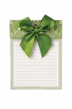 Anna Griffin Damask Note Pad - Alternate List Image