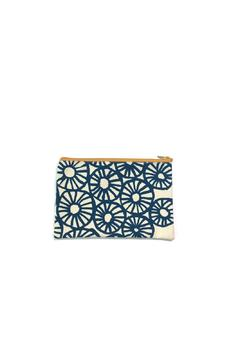 Shoptiques Product: Blue Makeup Bag