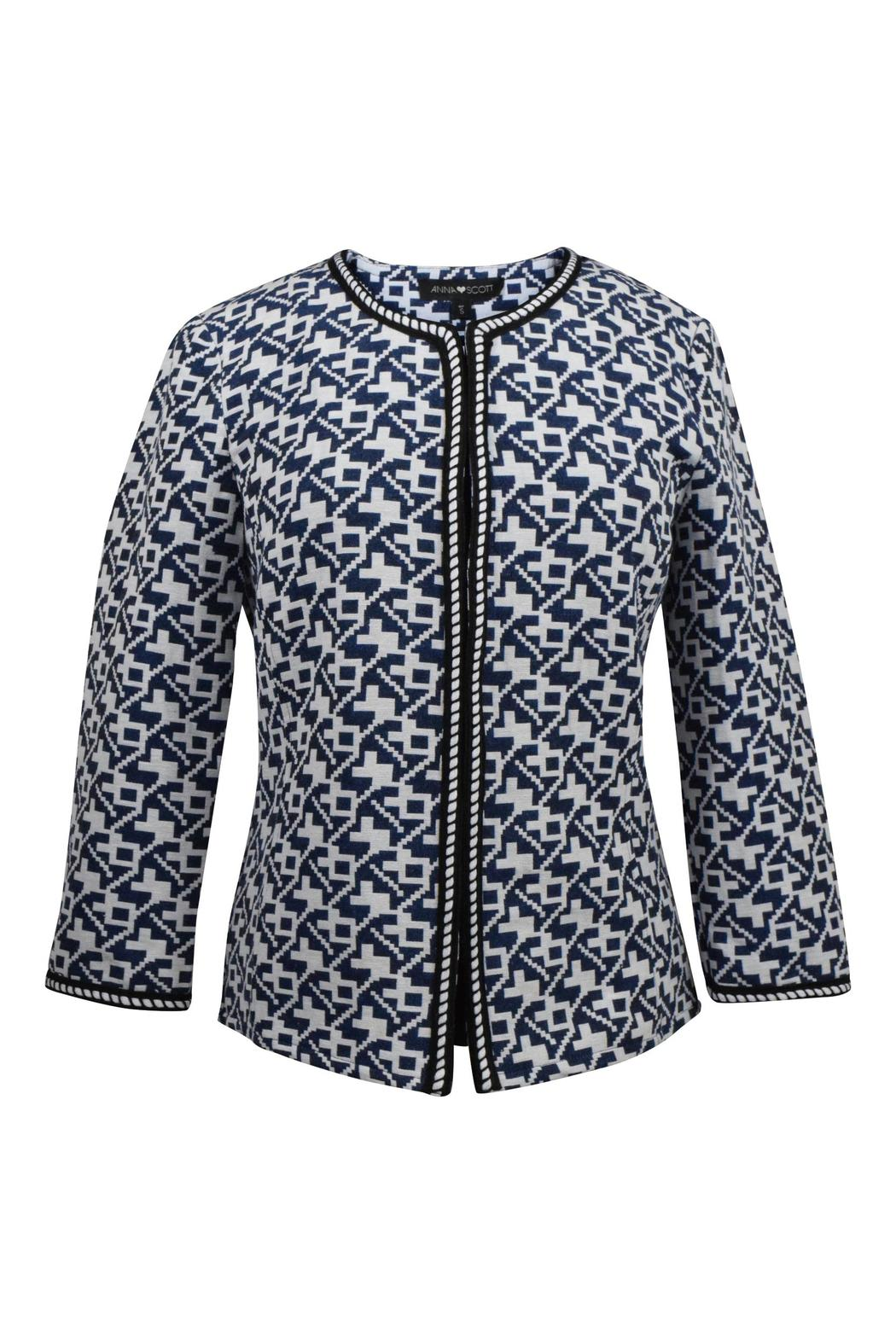 Anna Scott  Aztec Tile Jacket - Main Image