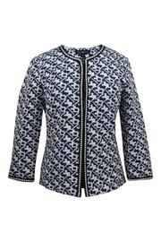 Anna Scott  Aztec Tile Jacket - Product Mini Image