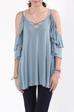Shoptiques Product: Cold-Shoulder Top