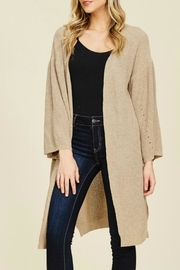 annabelle Annabelle Long Cardi - Front full body