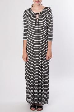 annabelle Striped Maxi Dress - Product List Image