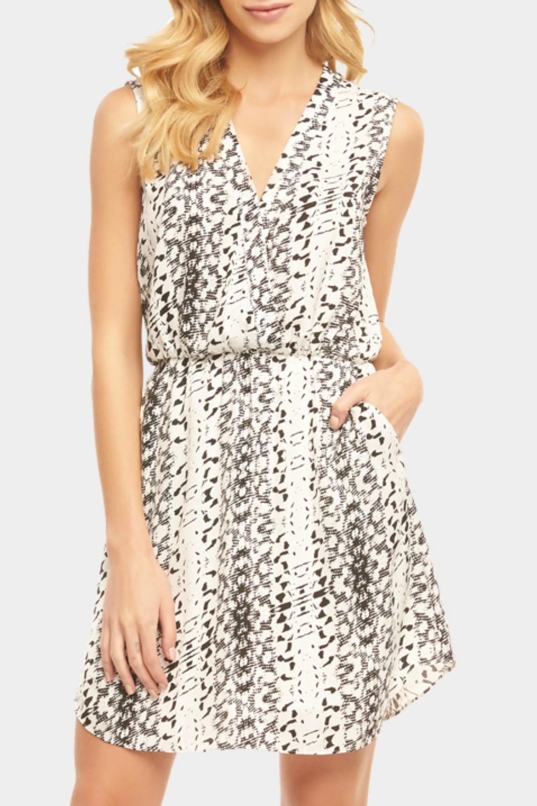 Tart Collections Annalisa Print Dress - Front Cropped Image