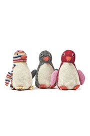 anne-claire petit Grey Penguin - Front full body