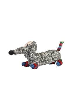 Shoptiques Product: Grey Small Dachshund