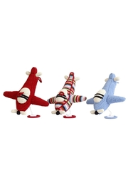 anne-claire petit Red Airplane Music-Box - Front full body