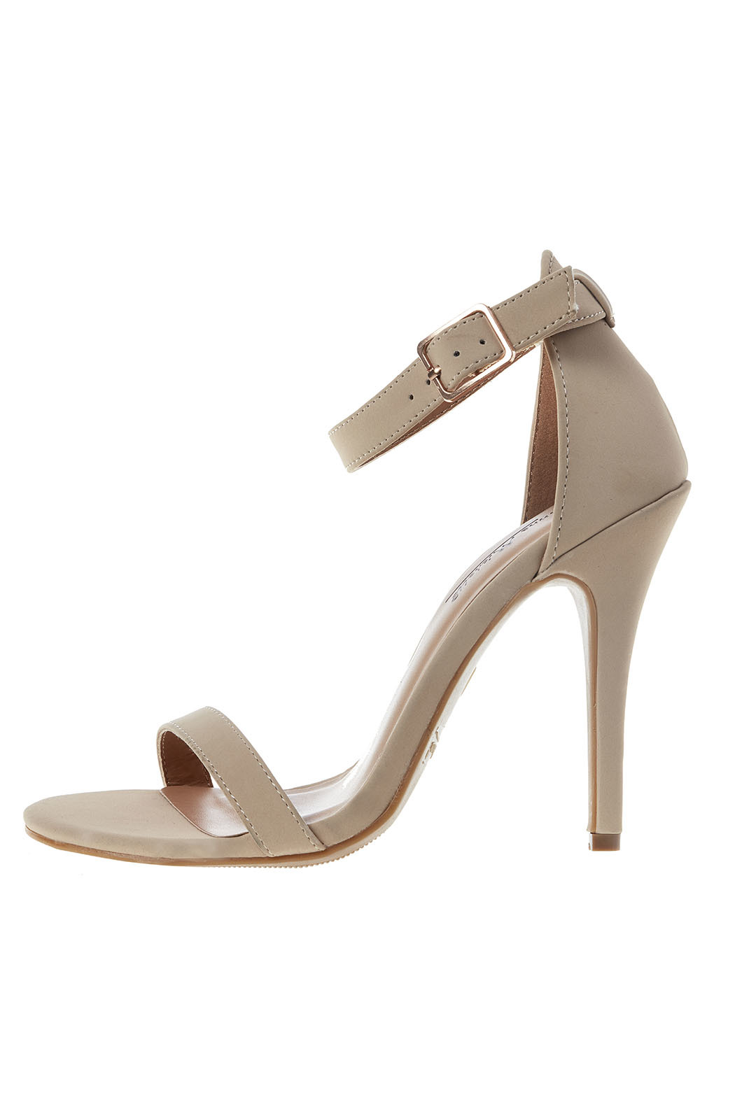 anne michelle Two Strap Heel - Main Image