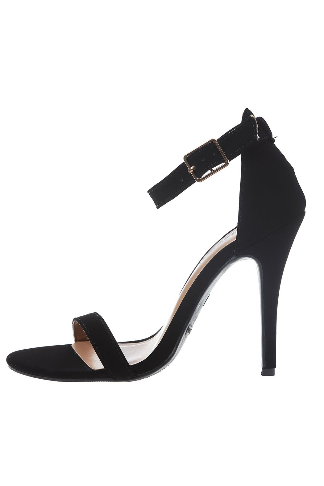 anne michelle Two Strap Heel - Front Cropped Image