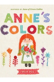 Penguin Books Anne's Colors - Product Mini Image