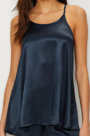 The Birds Nest ANNE SATIN TANK/CAMISOLE - Front cropped