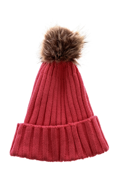 Anne Woodman Pompom Hat - Product List Image