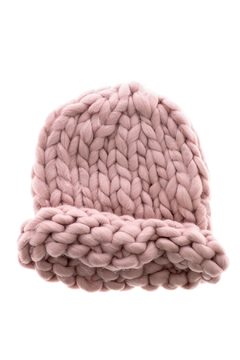 Shoptiques Product: Thick Hand Knit Hat