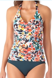 Anne Cole Ac Halter Tankini Top - Front cropped
