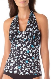 Anne Cole Ac Mesh Strap Tankini - Front cropped