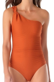 Anne Cole Ac One Shoulder - Front cropped