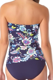 Anne Cole Ac Twist Tankini Top - Side cropped