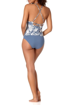 Anne Cole Palm Beach Tankini-Set - Alternate List Image