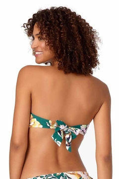 Anne Cole Tropical Bliss Bandeau - Alternate List Image